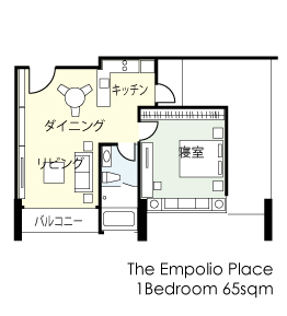 The Emporio Place / ジ・エンポリオ・プレイス